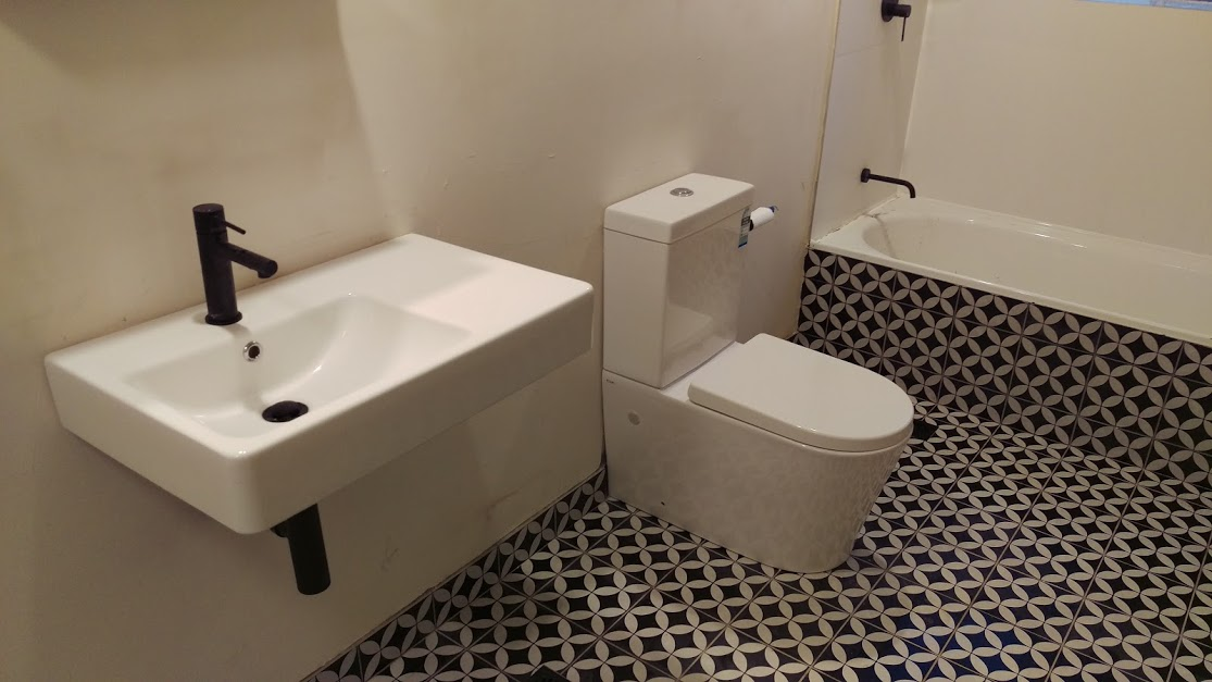 plumbing & electrical fit off tips