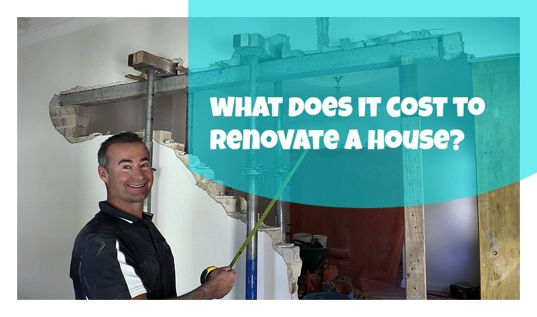 Cost to renovate a house: Interior, Exterior and Room wise split-up