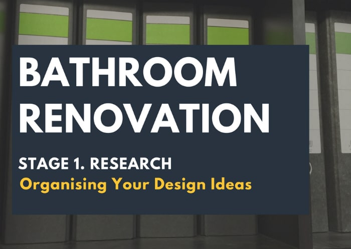 How to Organise Your Bathroom Makeover Ideas
