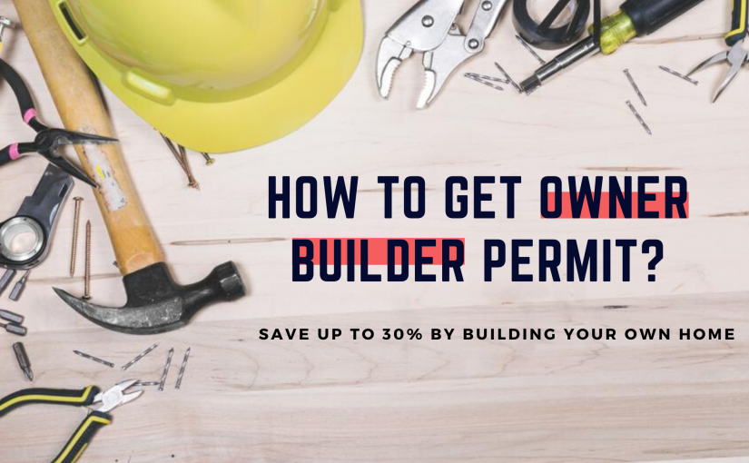 Owner Builder Permit Feature
