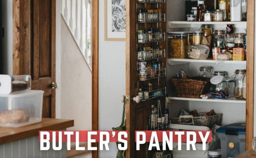 Butller's pantry banner
